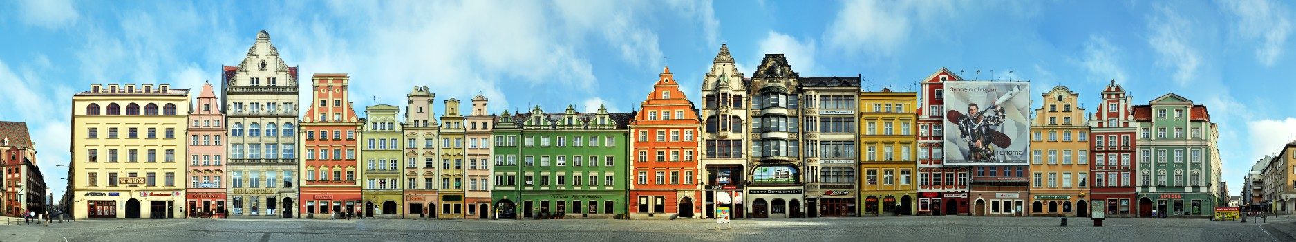 Wroclaw Poland  city pictures gallery : Rynek northside • Wroclaw • Poland