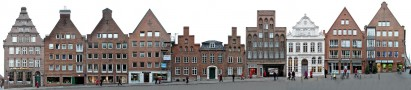 Mengstrasse • Luebeck • Germany