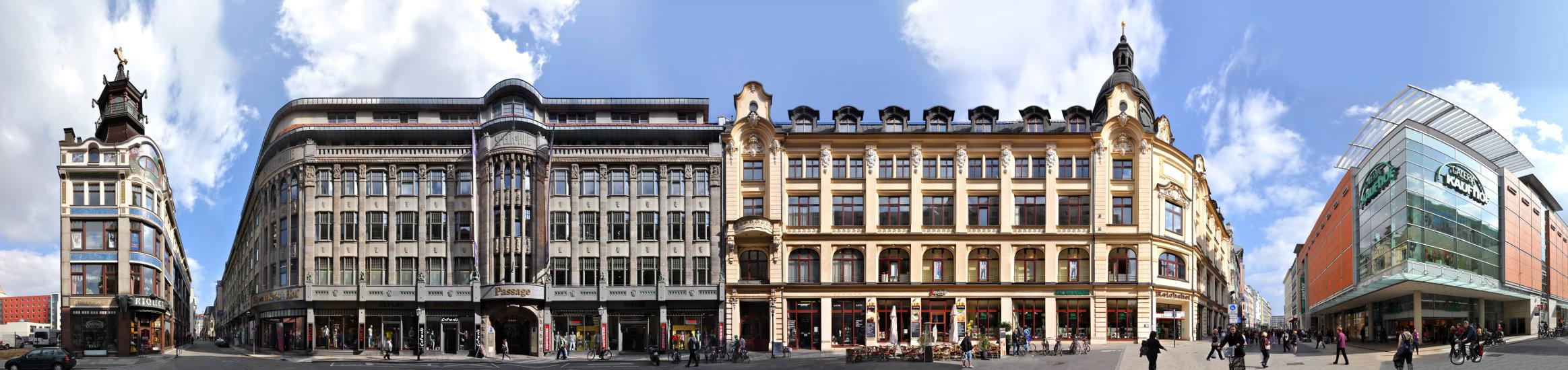 Reichsstrasse • Leipzig • Germany