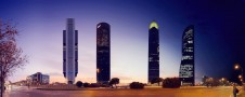 Four Towers &bull; Madrid &bull; Spain