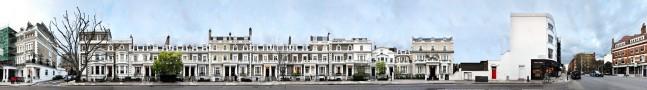 Neville Terrace • London • Vereinigtes Königreich