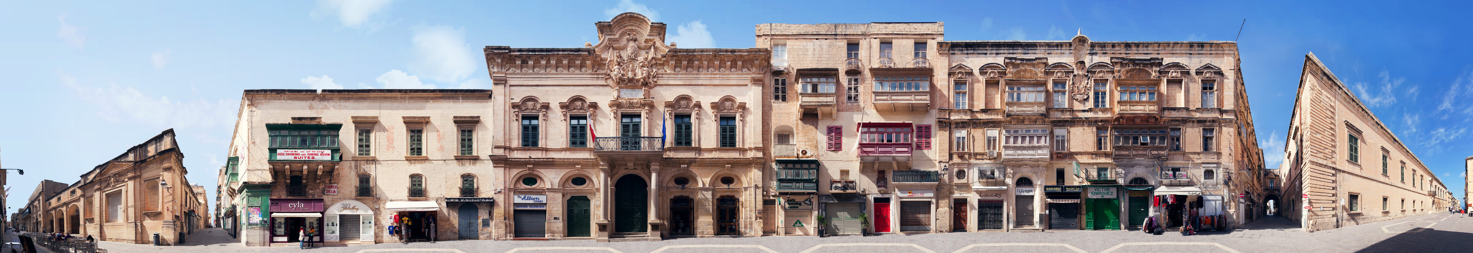 Merchant's Street • Valletta • Malta