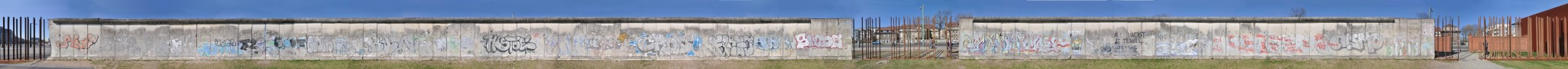 Berlin Wall – Bernauer Strasse • Berlin • Germany