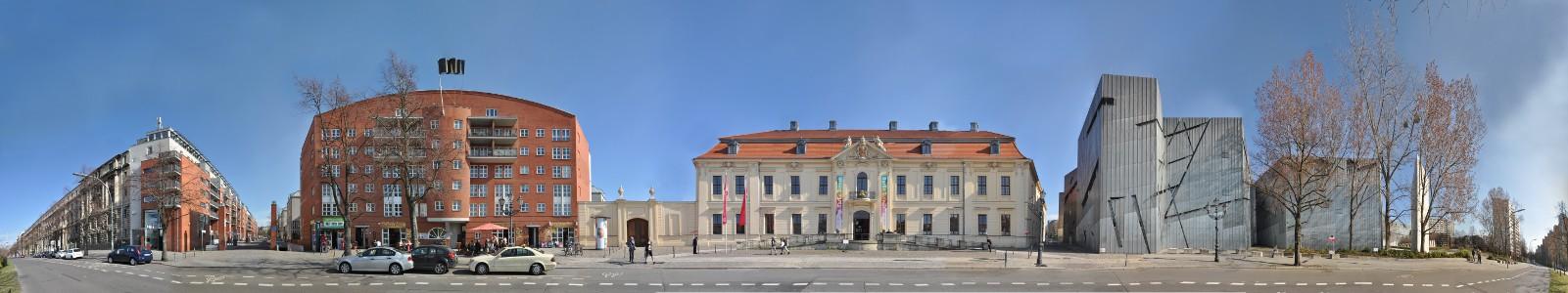 Jewish Museum – Lindenstrasse • Berlin • Germany