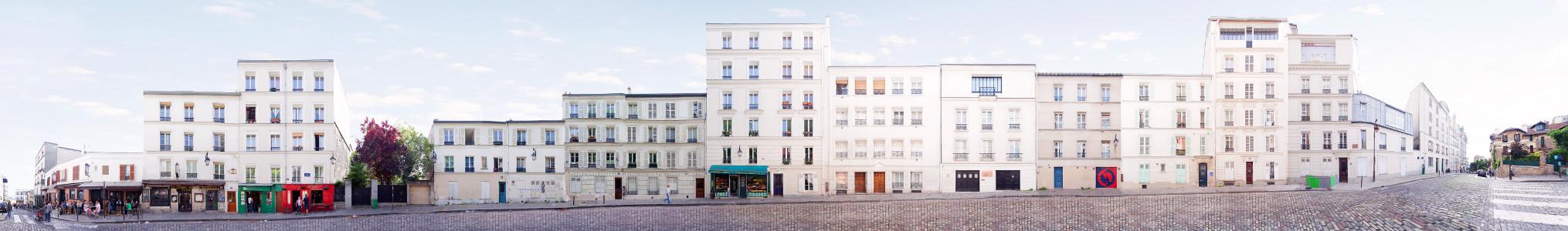 Rue Gabrielle • Paris • France