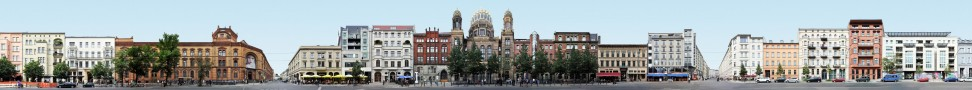 New Synagogue / Oranienburger Strasse &bull; Berlin &bull; Germany