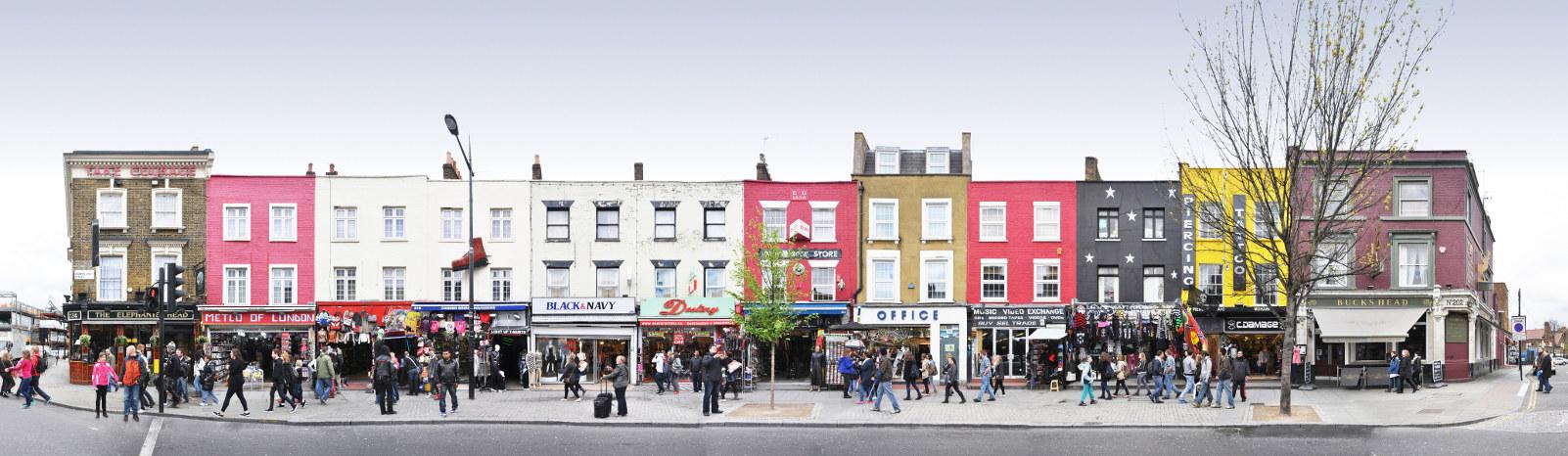 Camden High Street 202-224 • London • United Kingdom Camden