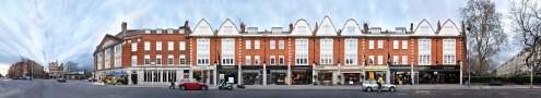 Fulham Road 241-267 • London • Vereinigtes Königreich