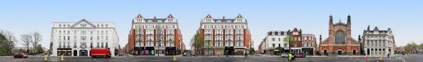 Sloane Street • London • Vereinigtes Königreich