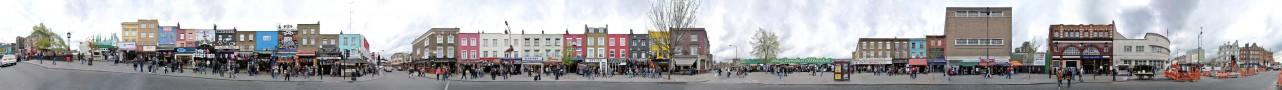 Camden Market • London • Vereinigtes Königreich