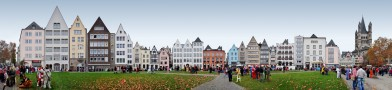 Frankenwerft / Rhine Garden / Carnival &bull; Cologne &bull; Germany