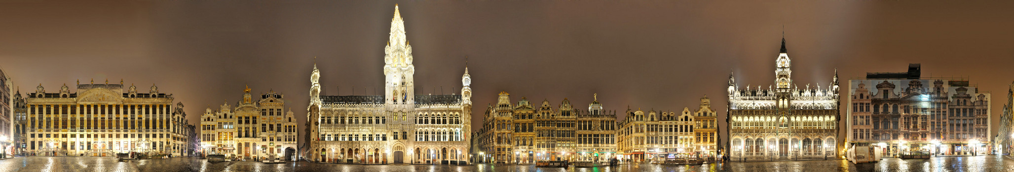 Grand Place • Brussels • Belgium