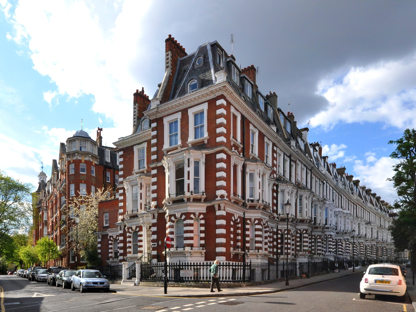 Architecture Of London Streets