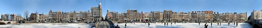 Keizersgracht / Leidsestraat • Amsterdam • Niederlande