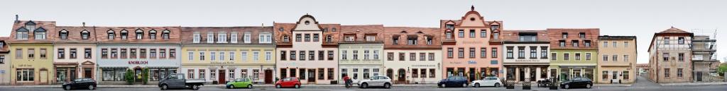 Grimma Markt Ostseite