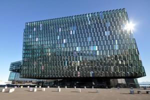 HARPA Reykjavik Photography