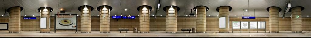 City Tunnel Leipzig Station