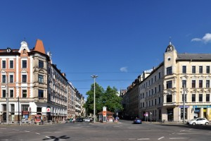 Kurt Eisner Strasse Leipzig
