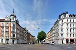 Foto Kurt Eisner Strasse Leipzig