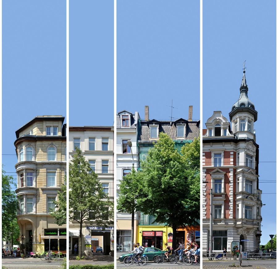Karl-Liebknecht-Strasse Leipzig, Saxony