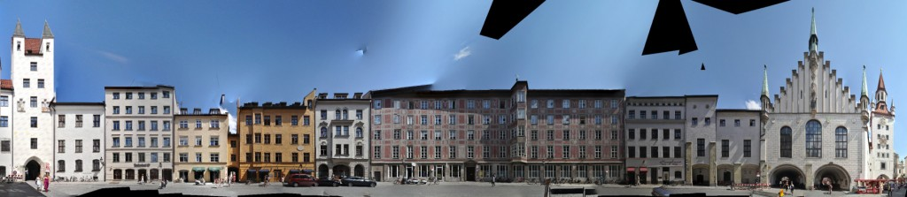 Burgstraße Altes Rathaus München
