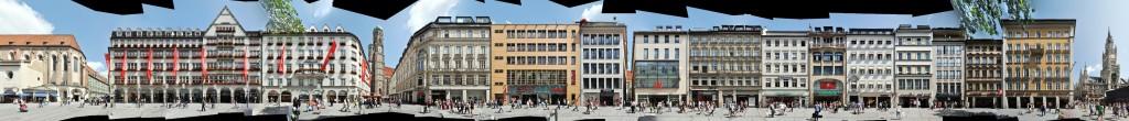 München Foto Panorama