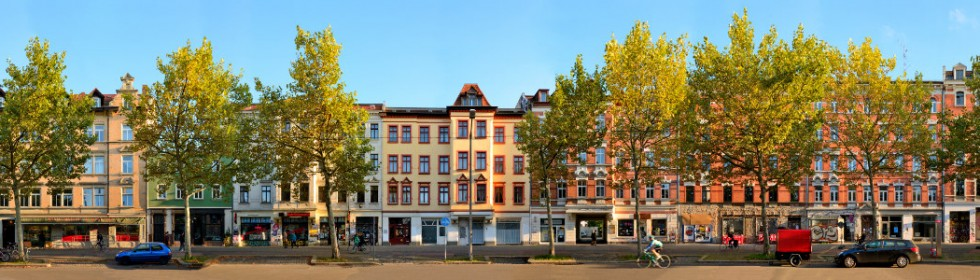 Karl-Heine-Strasse • Leipzig • Germany