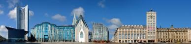 Augustusplatz / Universität Leipzig • Leipzig • Deutschland
