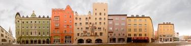 Goliathstraße / Goliathhaus • Regensburg • Deutschland