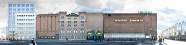 Heineken Brewery (Brouwerij) • Amsterdam • Netherlands