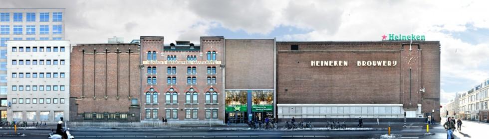 Heineken Brauerei (Brouwerij) • Amsterdam • Niederlande