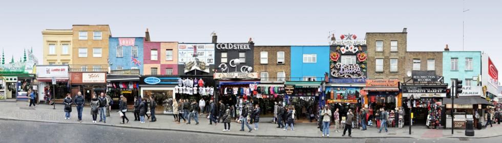 Camden High Street 226-250 • London • United Kingdom