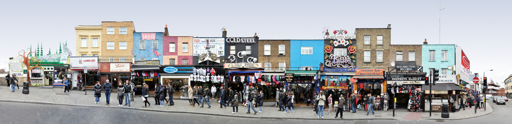 Camden United Kingdom  City new picture : Camden High Street 226 250 • London • United Kingdom