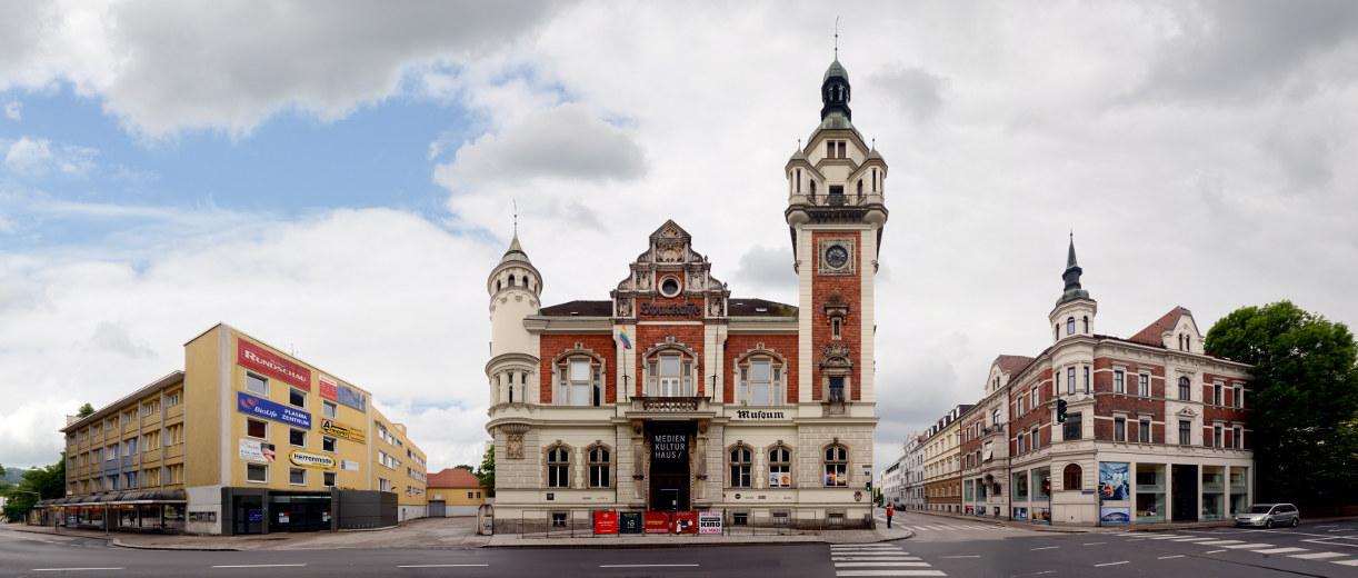 Medien Kultur Haus • Wels • Österreich