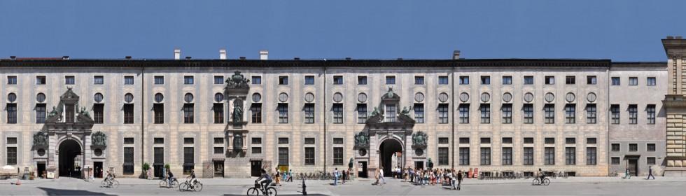 Residenz München | Westflügel • München • Deutschland