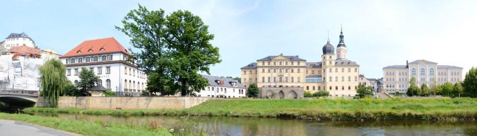 Lower Castle | White Elster • Greiz • Germany
