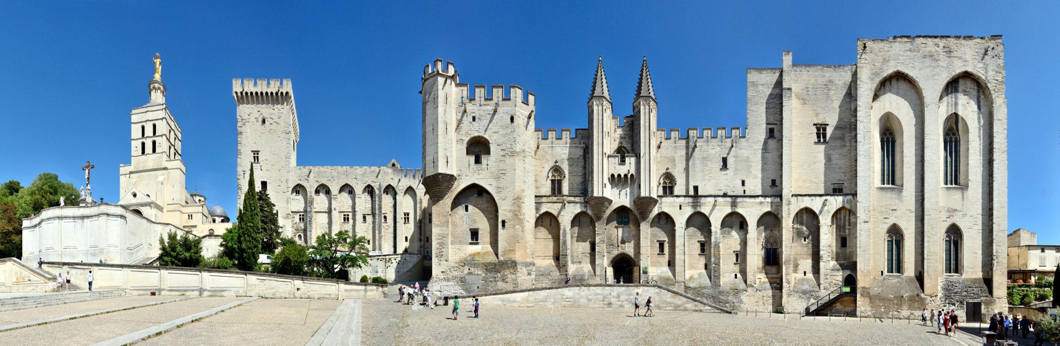 Palais des Papes • Avignon • France