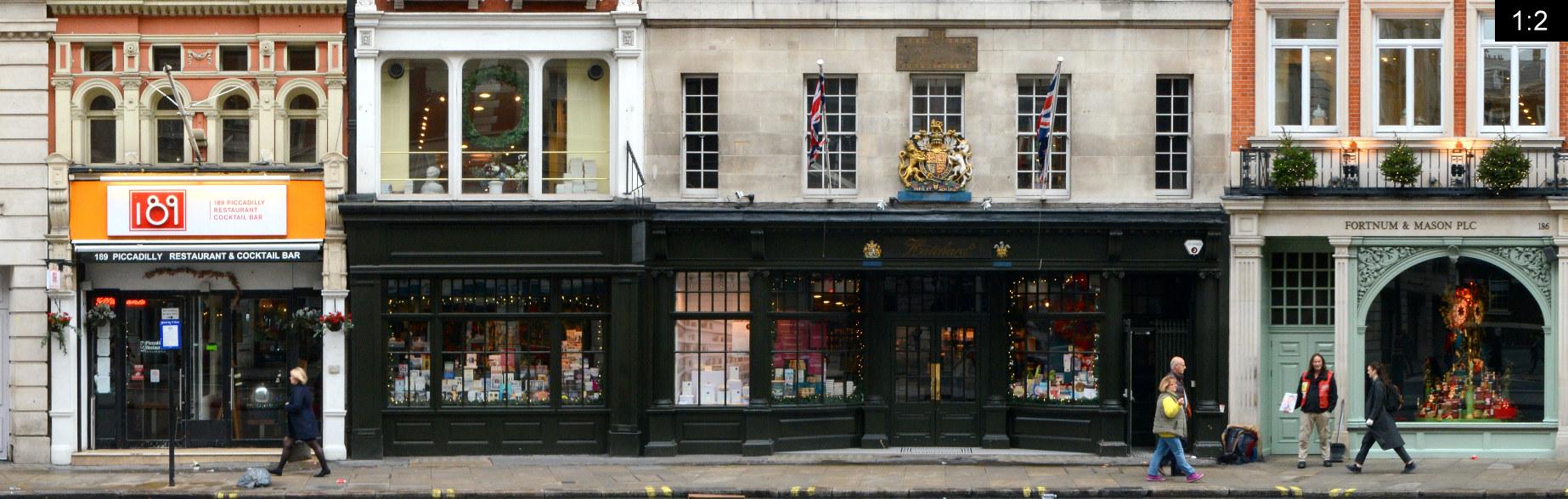 Piccadilly fortnum and mason london united kingdom for Maison mason
