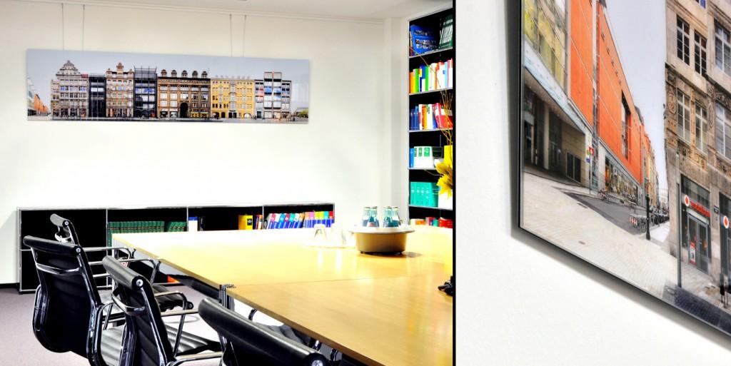 streetline high class gallery print acrylic