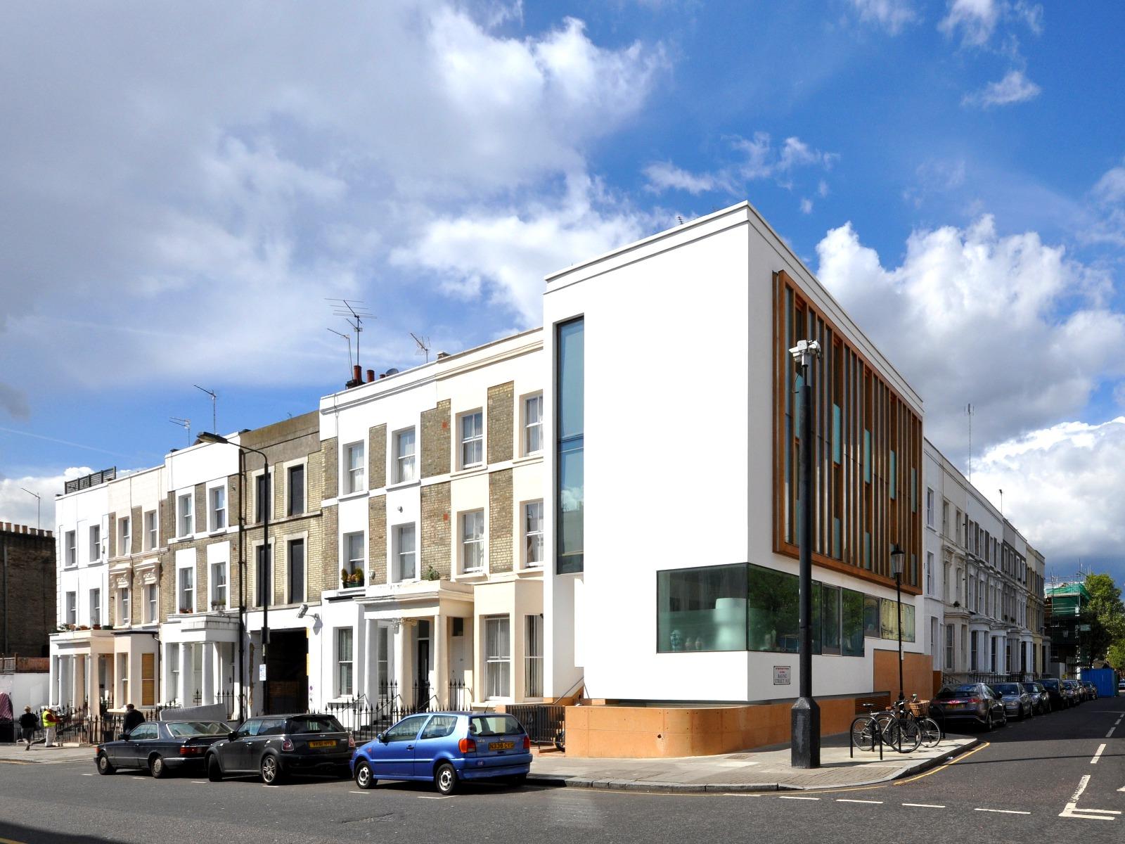 London Architecture Photography Modern