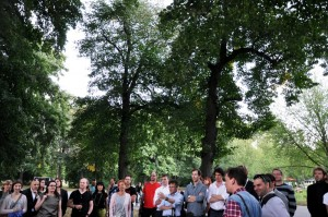 Art Walk Park Leipzig LYC