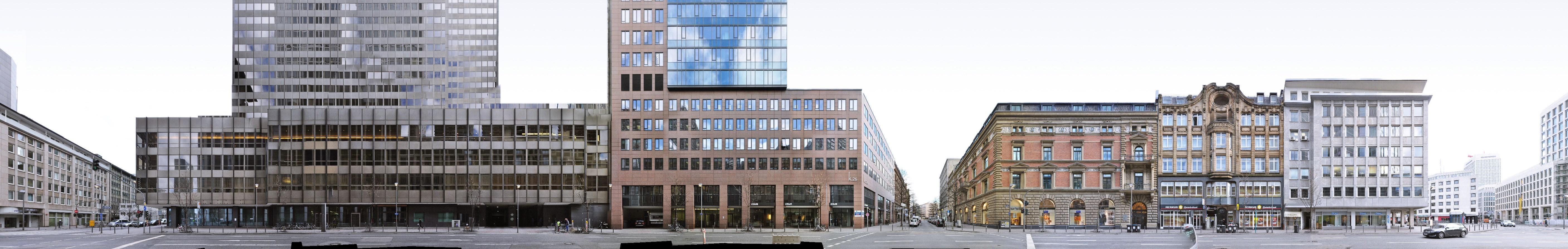 Frankfurt in architektur panoramen panoramastreetline for Architektur frankfurt