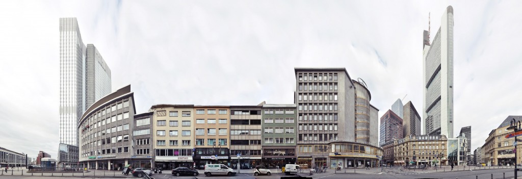 Frankfurt Kaiserplatz