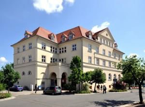 Crimmitschau Architecture Saxony