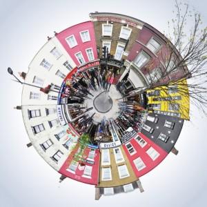 Camden Town Little Planet
