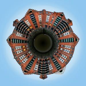 MiniPlanet Speicherstadt Hamburg Little Planet