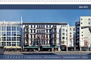 Berlin Kalender  März 2015