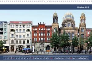 Neue Synagoge Berlin 2015 Kalender