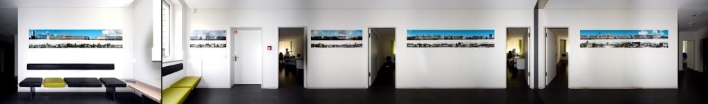 Fine Art Print office practice long wall