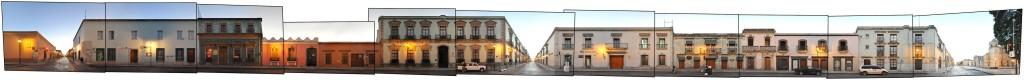 Street View Oaxaca Mexico